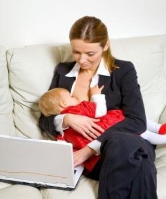 Aleitamento materno e rotina de trabalho: saiba como conciliar estas situações