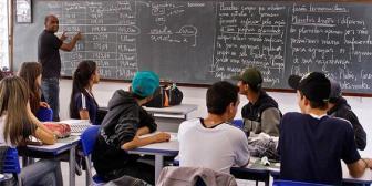 Novo ensino médio deve dar opções ao aluno