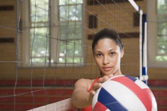 Defesa no voleibol