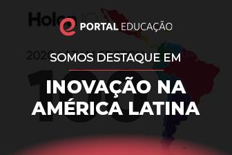 Estudo lista Portal entre as 100 edtechs mais Inovadoras da América Latina