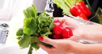 Higienização dos alimentos e vigilância sanitária