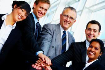 Trabalho em equipe - Juntos somos muito melhores do que sozinhos!