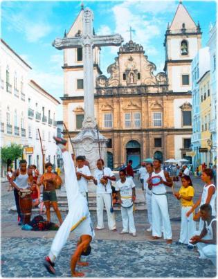 Bahia, o Brasil começa aqui!