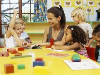 Educação Infantil e o Processo Ensino Aprendizagem