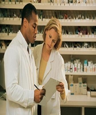 Farmacêutico orientando
