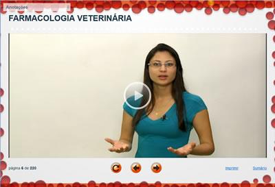 Curso Farmacologia Veterinária