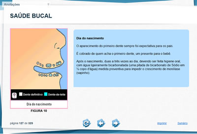 Curso Saúde Bucal