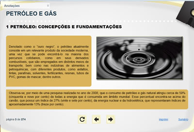 Curso Petróleo e Gás