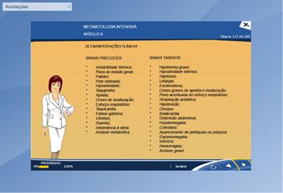 Curso Enfermagem em Pediatria e Neonatologia Intensiva