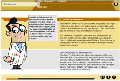 Curso Homeopatia Veterinária