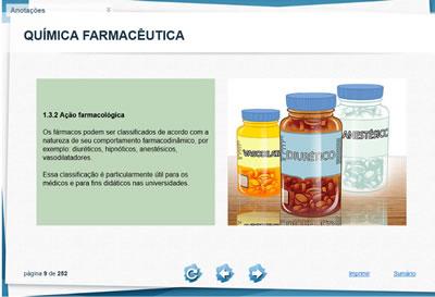 Curso Química Farmacêutica