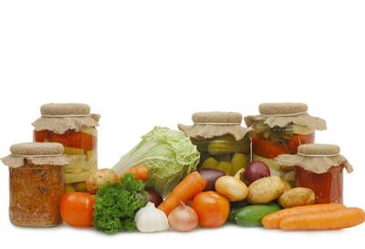 Curso Métodos de Conservação de Alimentos