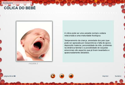 Curso Cólica do Bebê