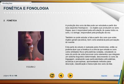 Curso Fonética e Fonologia