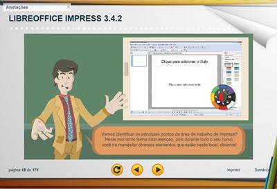 Curso LibreOffice Impress