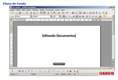 Curso BrOffice Writer - Avançado