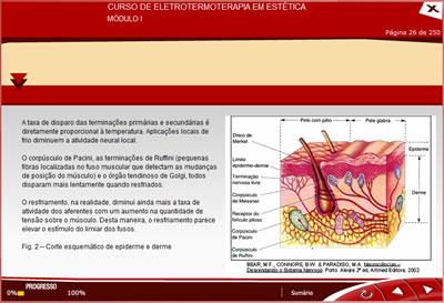 Curso Eletrotermoterapia em Estética