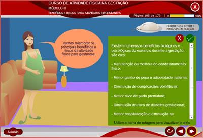 Curso Atividade Física para Gestantes