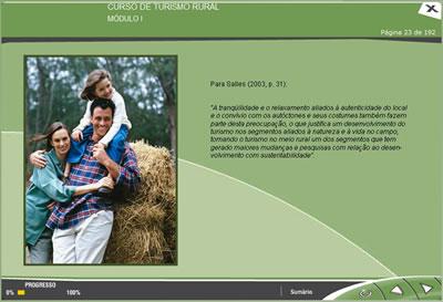 Curso Turismo Rural