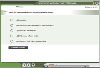 Curso Microbiologia Veterinária