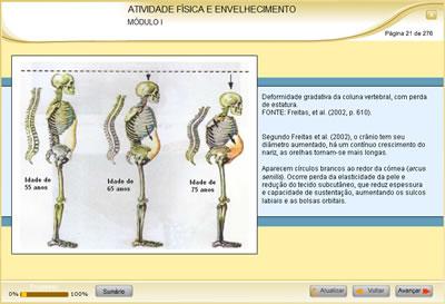 Curso Atividade Física e Envelhecimento