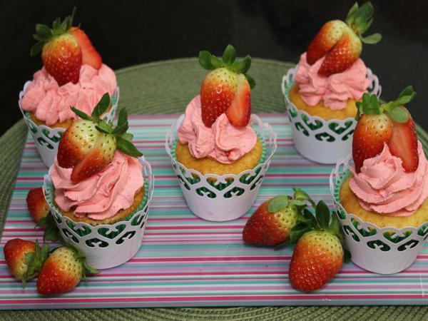 Curso Cupcakes e Bem Casado com a Chef Ana Costa