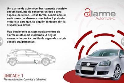Curso Alarme Automotivo