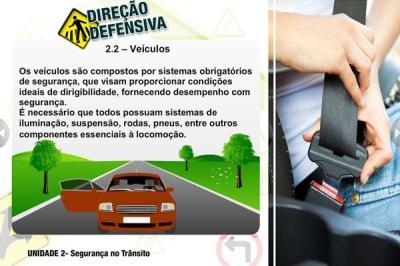 Curso Direção Defensiva para Condutores de Veículos