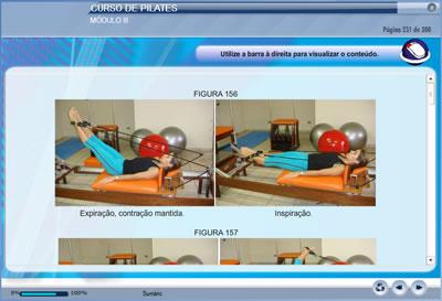 2 cursos de Pilates online para atualização