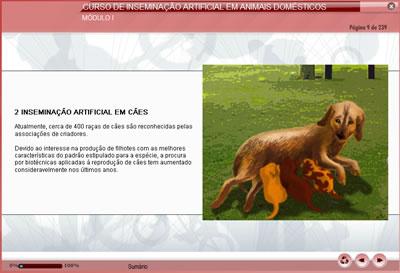 Curso Inseminação Artificial em Animais Domésticos
