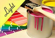 A Tinta Ideal - Variedade de Cores e Texturas