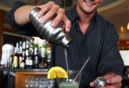 Curso Barman Amador