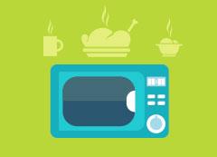 Curso Culinária com Micro-ondas
