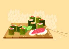 Curso Culinária Japonesa
