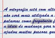Curso de Reforma Ortográfica da Língua Portuguesa