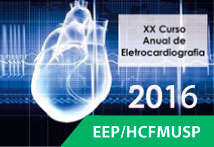 Curso de Eletrocardiografia do InCor HCFMUSP - 20 edição