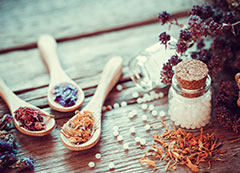 Curso de Fitoterapia e Homeopatia