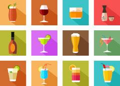 Curso Drinks Sofisticados e Populares