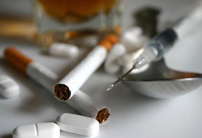 Drogas de Abuso (Lícitas e Ilícitas)