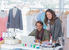 Curso de Gestão e Negócios de Moda