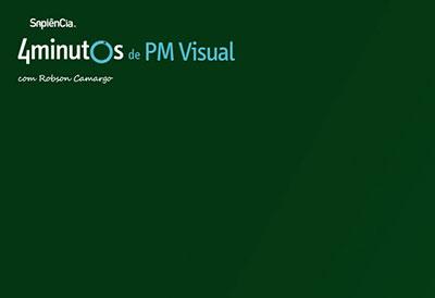 Curso de 4 minutos de PM Visual com Robson Camargo