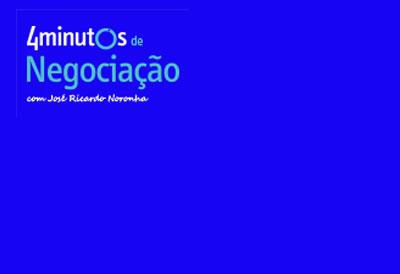 Curso 4 Minutos de Negociação com José Ricardo Noronha