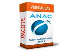 ANAC: Analista Administrativo - ÁREA 1