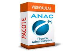 ANAC: Técnico Administrativo