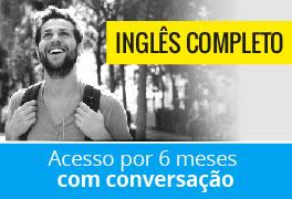 Inglês UOL (06 meses, com conversação)