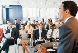 Curso Comportamento e Comunicação em Eventos Empresariais