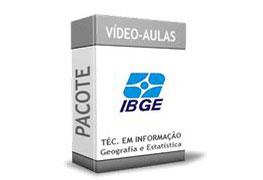 IBGE: Técnico em Informação Geografia e Estatística