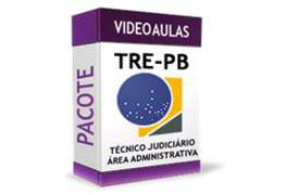 TRE-PB: Técnico Judiciário Área Administrativa