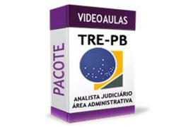 TRE-PB: Analista Judiciário Área Administrativa