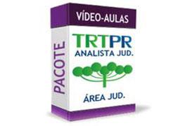 TRT-PR: Analista Judiciário Área Judiciária